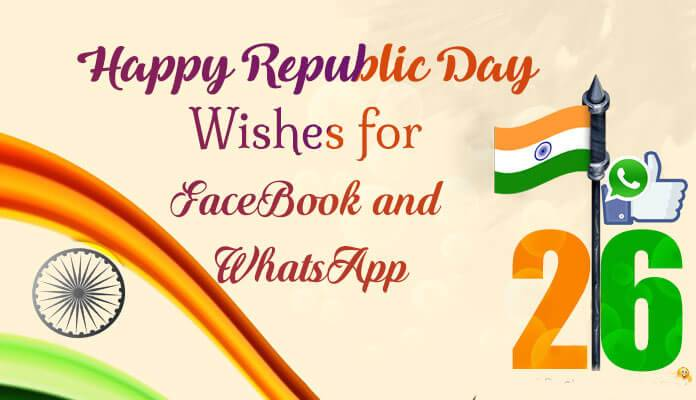 republic day wishes facebook whatsapp