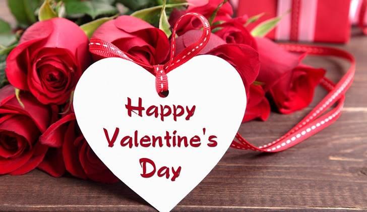 valentine day wishes sms