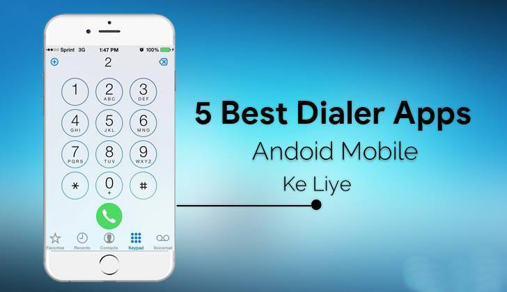 best dailer apps for android