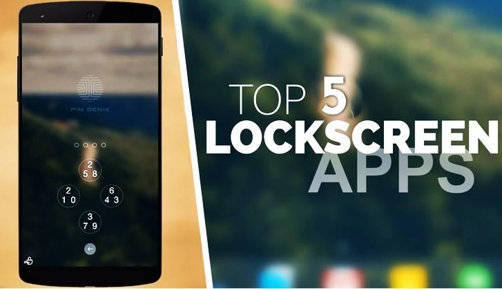 best lock screen apps